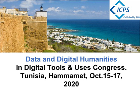 Congrès Digital Tools & Uses 2020 (DTUC '20)